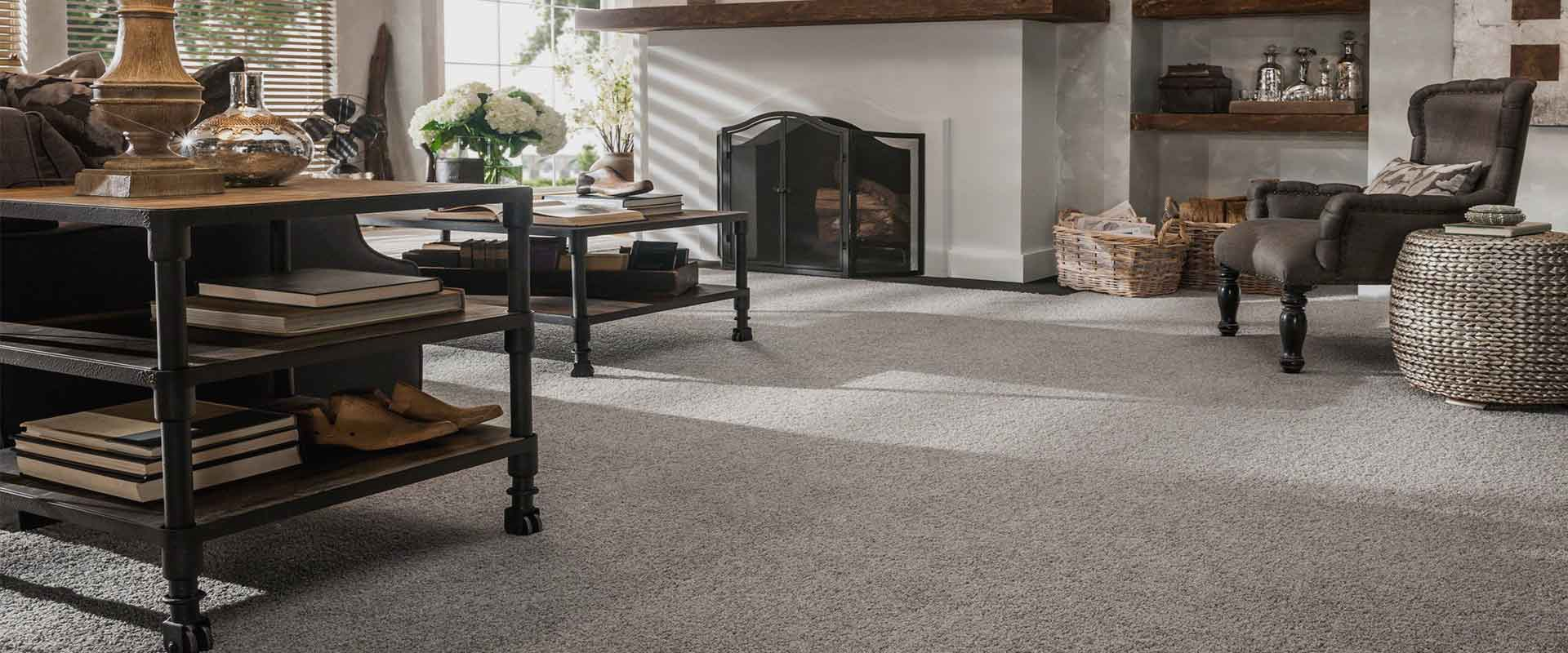 Dependable Carpet Care Living Room Carpet Dry-Cleaning