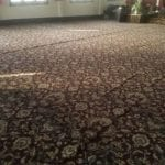 Carpet Restretching Before